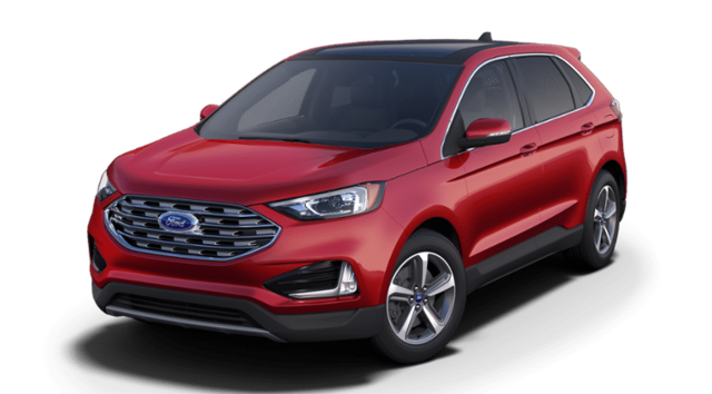 New 2020 Ford Edge SEL SUV for sale in Fort Atkinson, WI